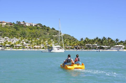 St. James Club All Inclusive Hotel - Watersports