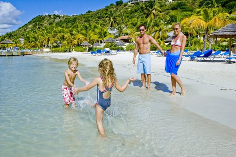 St. James Club All Inclusive Hotel - Family Time