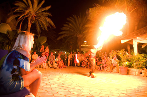St. James Club All Inclusive Hotel - Evening Entertainment