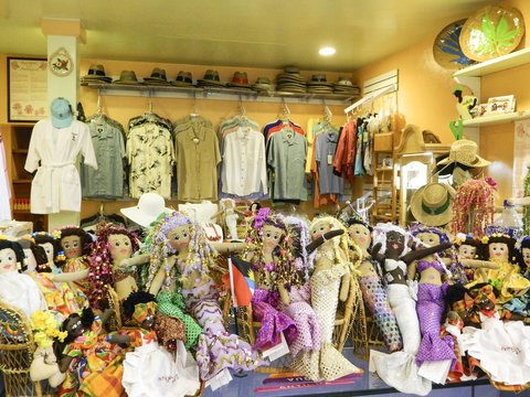 St. James Club All Inclusive Hotel - Gift Shop Items