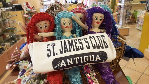 St. James Club All Inclusive Hotel - Gift Shop