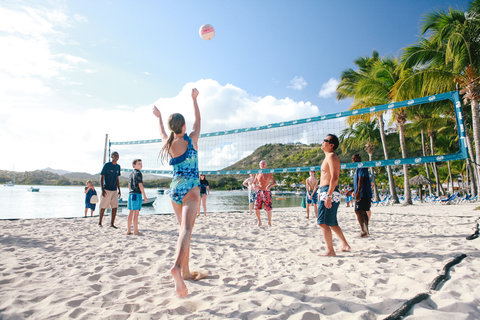 St. James Club All Inclusive Hotel - Beach Volleyball