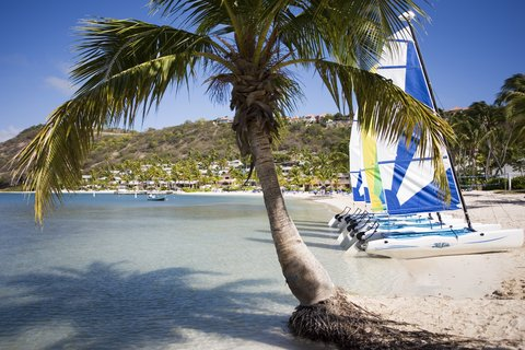 St. James Club All Inclusive Hotel - Mamora Beach at Property