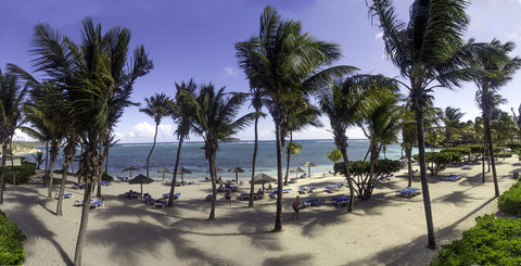 St. James Club All Inclusive Hotel - Panorama Beach View