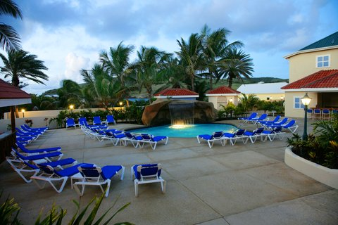 St. James Club All Inclusive Hotel - Royal Suites Pool