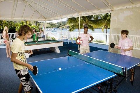 St. James Club All Inclusive Hotel - Kid s Club Teen Ping Pong