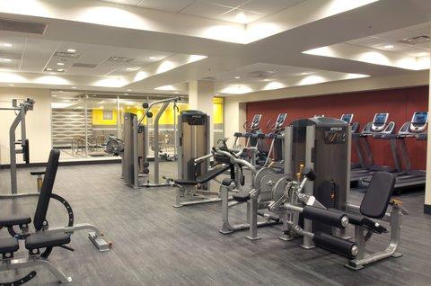 Homewood Stes Denver Dtwn Conv Ctr - Fitness Center