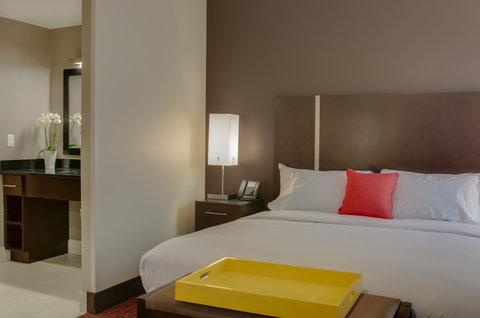 Homewood Stes Denver Dtwn Conv Ctr - HWUrban Suite Kng Bed