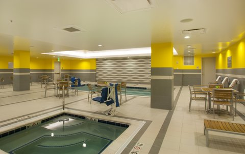 Homewood Stes Denver Dtwn Conv Ctr - Indoor Pool