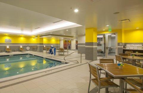 Homewood Stes Denver Dtwn Conv Ctr - Pool