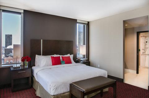 Homewood Stes Denver Dtwn Conv Ctr - Urban Suite King Accessible
