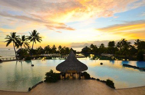 Intercontinental Resort Tahiti - Swimming Pool
