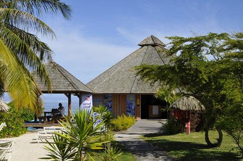Intercontinental Resort Tahiti - TOPDive facilities