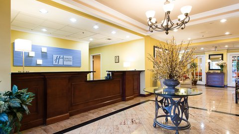 Holiday Inn Express & Suites COLUMBIA-I-26 @ HARBISON BLVD - Front Desk staff available to assist you 24 7