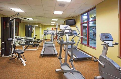 Holiday Inn Express & Suites MOUNTAIN IRON (VIRGINIA) - Fitness Center
