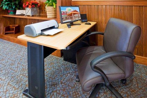 Holiday Inn Express & Suites MOUNTAIN IRON (VIRGINIA) - Business Center