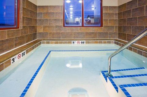 Holiday Inn Express & Suites MOUNTAIN IRON (VIRGINIA) - Whirlpool