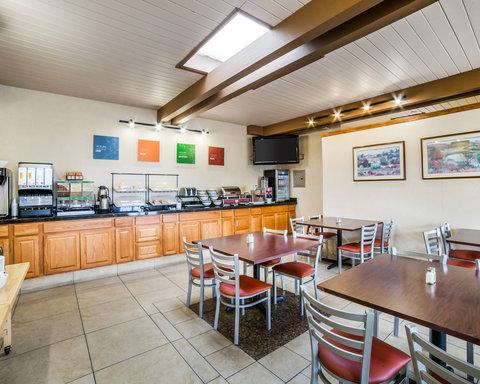 Comfort Inn Big Sky - Breakfast Area