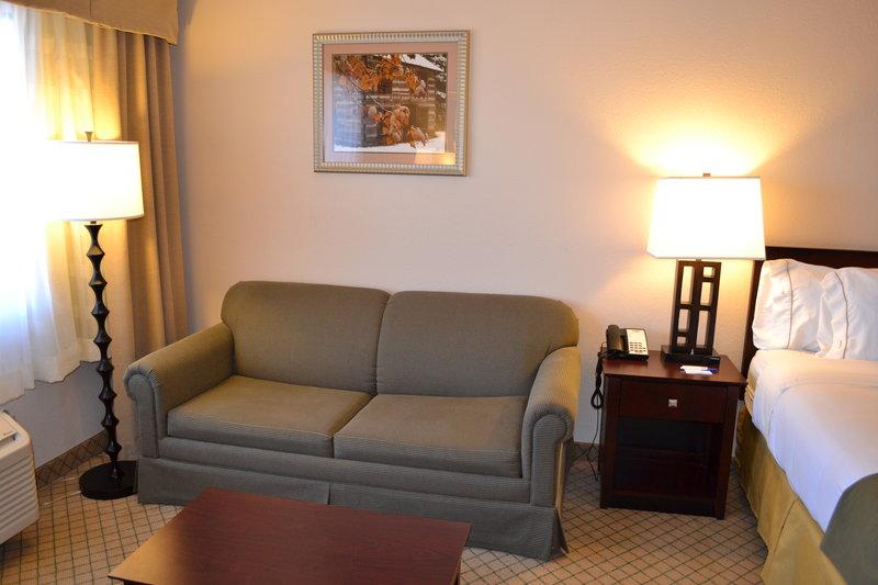 Holiday Inn Express ABINGDON - Abingdon, VA