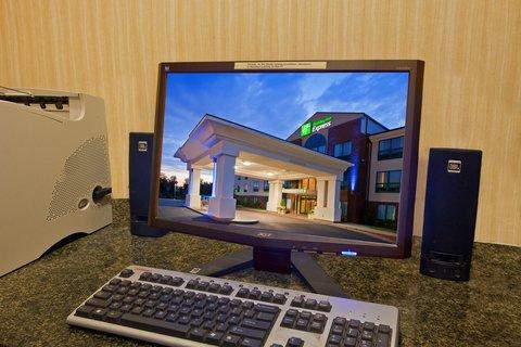 Holiday Inn Express & Suites ENTERPRISE - Business Center