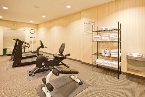Holiday Inn Express & Suites ENTERPRISE - Fitness Center