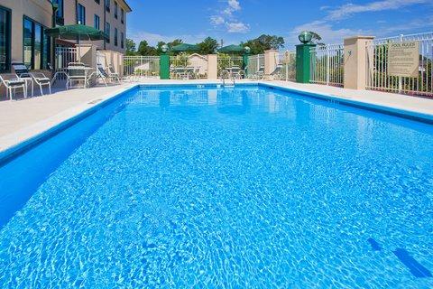 Holiday Inn Express & Suites ENTERPRISE - Swimming Pool