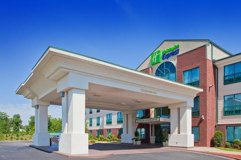 Holiday Inn Express & Suites ENTERPRISE - Hotel Exterior