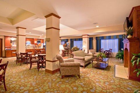 Holiday Inn Express & Suites ENTERPRISE - Breakfast Bar