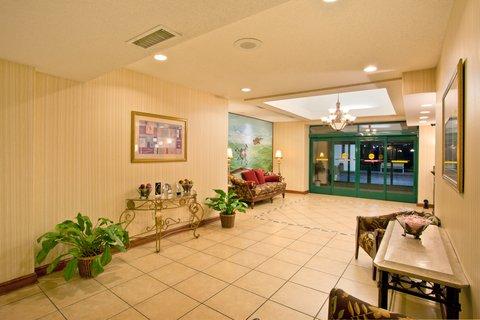 Holiday Inn Express & Suites ENTERPRISE - Hotel Lobby
