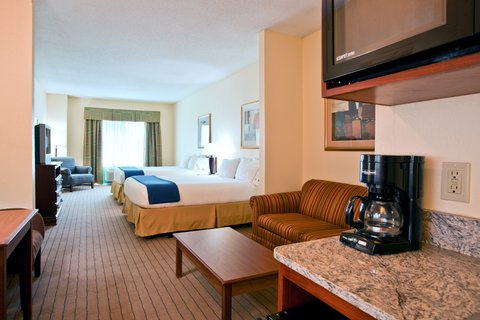 Holiday Inn Express & Suites ENTERPRISE - Suite