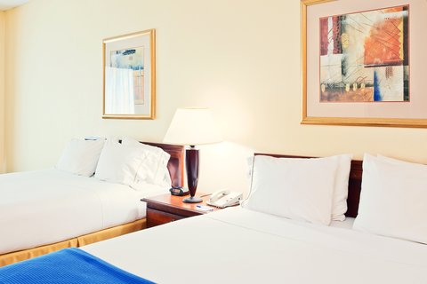 Holiday Inn Express & Suites ENTERPRISE - Queen Bed Guest Room