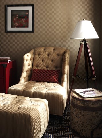 Monaco Baltimore A Kimpton Hotel - Guest Room Chair