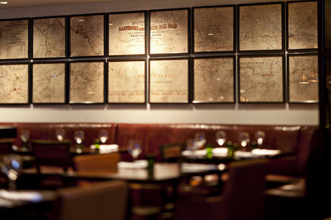 Monaco Baltimore A Kimpton Hotel - Restaurant Dining Room