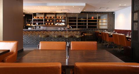 Monaco Baltimore A Kimpton Hotel - Restaurant Seating