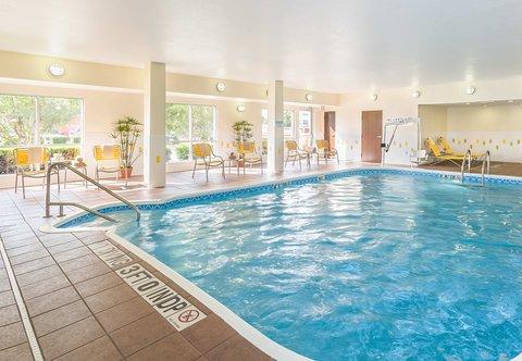 Fairfield Inn & Suites Dallas Park Central - Indoor Pool