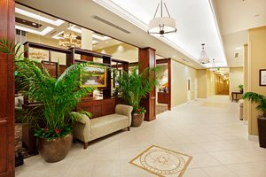 Lobby - Holiday Inn Express Hotel & Suites Mt Pleasant