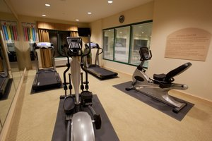 Fitness/ Exercise Room - Holiday Inn Express Hotel & Suites Civic Center Florence