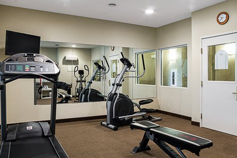 MainStay Suites Fargo - Fitness Center
