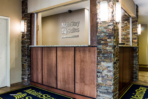 MainStay Suites Fargo - Front Desk