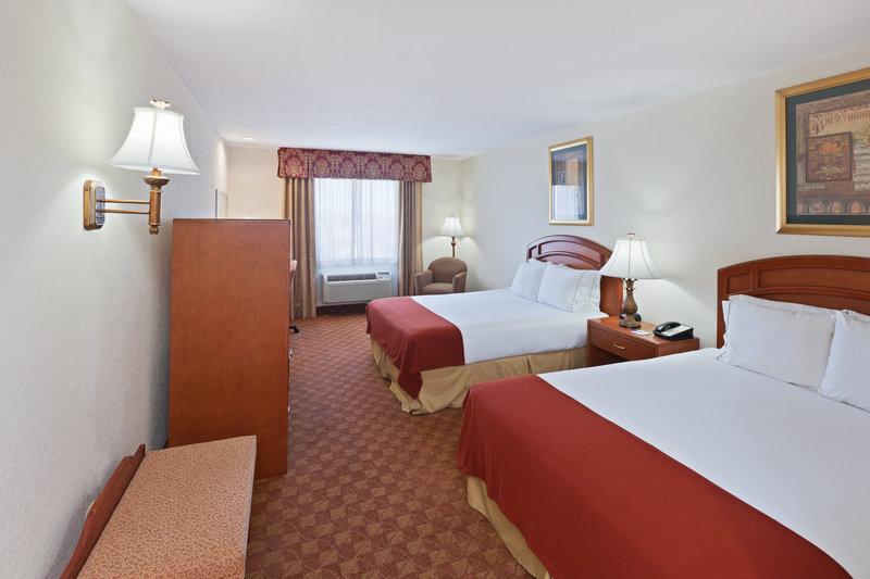 Holiday Inn Express BIG SPRING - Big Spring, TX