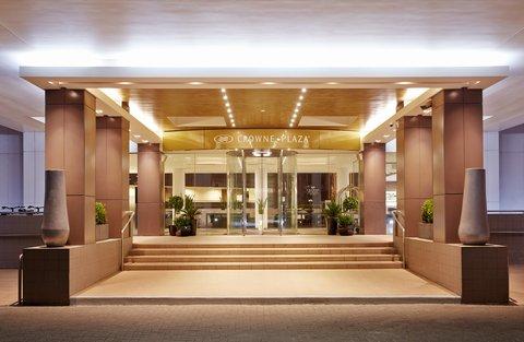 皇冠假日酒店 - Exterior Feature