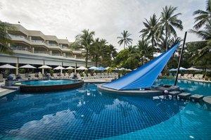 Swimming Pool - Main Wing