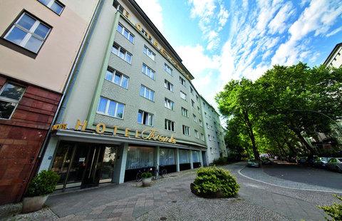 AGON Franke Hotel - Exterior2