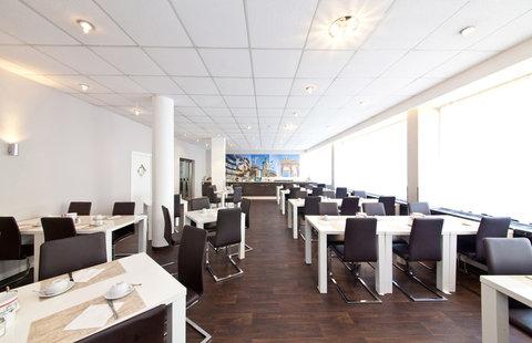 AGON Franke Hotel - Breakfastroom