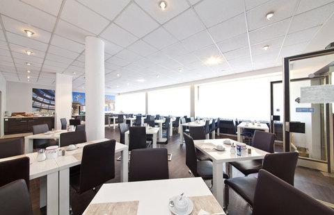 AGON Franke Hotel - Breakfastroom2
