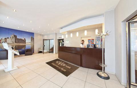 AGON Franke Hotel - Reception2
