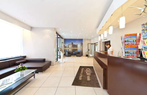 AGON Franke Hotel - Reception3