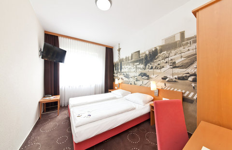 AGON Franke Hotel - Room1