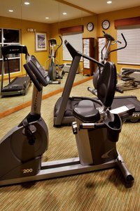 Fitness/ Exercise Room - Holiday Inn Express Hotel & Suites CSU