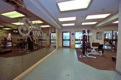Shilo Inn Suites Hotel Portland Airport - Fitness Center